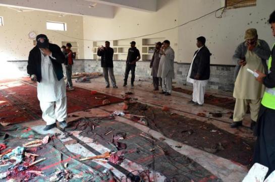 Al menos 40 muertos en Pakistán tras un atentado contra musulmanes chiíes