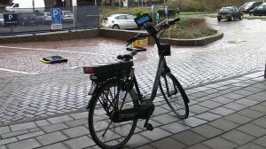 Bici inteligente Holanda