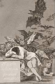 """""""Los Caprichos"""" de Goya vuelven por sorpresa  a Nueva York"""