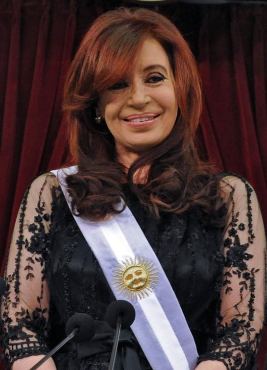 La presidenta argentina, dice ahora que Nisman no se suicidó