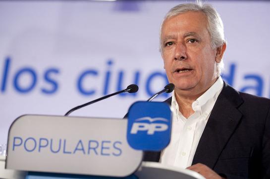 """El PP apela a un acuerdo con el PSOE y Cs en Cataluña """"antes o después de las elecciones"""""""