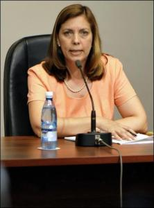 Josefina Vidal Ferreiro, directora general de Estados Unidos del Ministerio de Relaciones Exteriores. DR