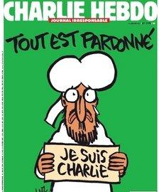 Próxima edición de Charlie Hebdo llevará