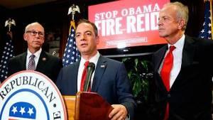 Los republicanos obtienen el control del Senado y complican el final del mandato de Obama.