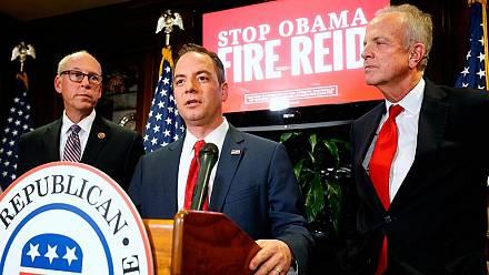 Los republicanos desafiarán a Obama en energía, inmigración y Cuba