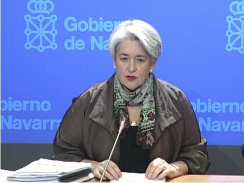 El Gobierno de Navarra eleva la previsión de crecimiento del PIB en 2015 hasta el 2,6%
