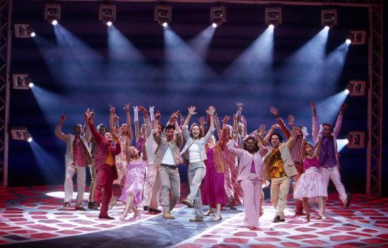 El musical 'Mamma Mia!' se pondrá en escena en Baluarte este domingo