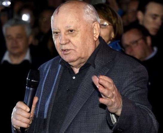 Gorbachov advierte sobre una guerra nuclear por Ucrania