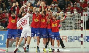 Mundial Balonmano 2015 España-Túnez