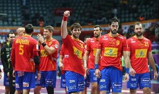 España arrolla a Túnez (28-20) en su mejor partido del Mundial