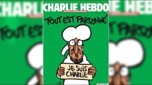 Portada de la nueva edición de Charlie Hebdo