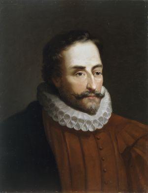 Siguen buscando a Cervantes
