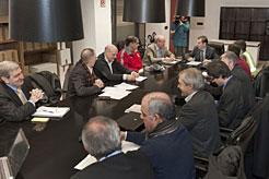 El Gobierno de Navarra activa el Plan Especial ante Riesgo de Inundaciones
