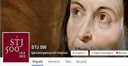 El V Centenario busca difundir la figura de Santa Teresa en todo el mundo