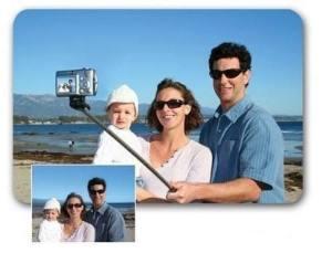 Selfie brazo extensible