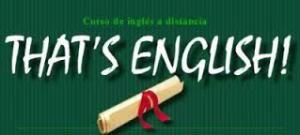 That´s English