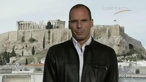 Yanis Varoufakis, de trabajar en Valve a convertirse en Ministro de Finanzas griego. DR
