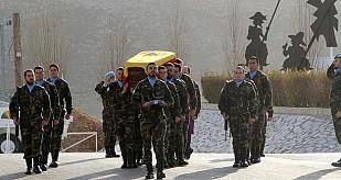 Llega a España el féretro del militar español fallecido en el Líbano