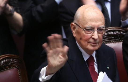 Napolitano dimite como presidente de Italia y abre un nuevo período de incertidumbre