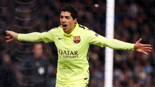 El Barcelona más cerca de los cuartos tras tumbar al City (1-2)