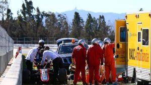 Alonso_accidente en Montmeló