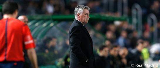 """Ancelotti: """"Es un momento de temporada en donde todos lo partidos son a vida o muerte"""""""