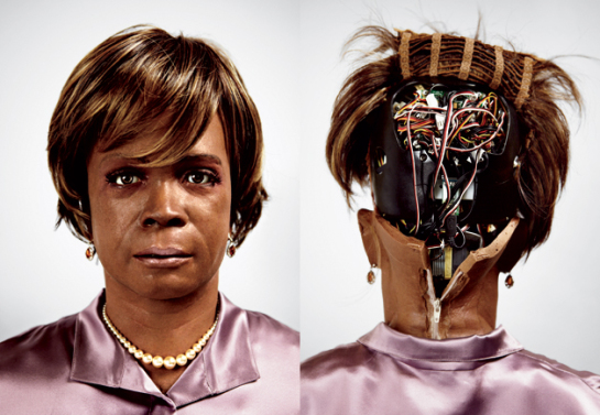 """El robot humanoide más avanzado del mundo: """"Bina48"""""""