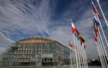 Sede del Banco Europeo de Inversiones, Luxemburgo. DR