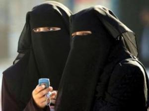Burka o velo integral