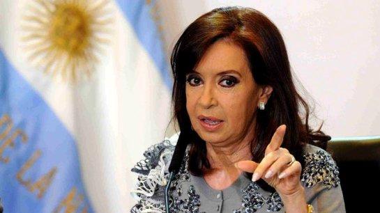 Kirchner, imputada por presunto encubrimiento de terroristas