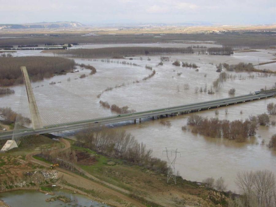 """Navarra, Aragón y La Rioja piden a Tejerina una respuesta """"urgente"""" para la limpieza del río Ebro"""
