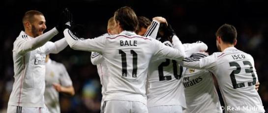 El triunfo le sale muy caro al Madrid