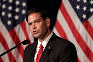 El congresista republicano Marcos Rubio.DR
