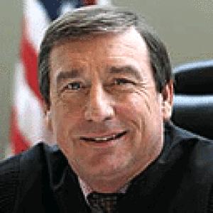 El magistrado, Andrew Scott Hanen. DR