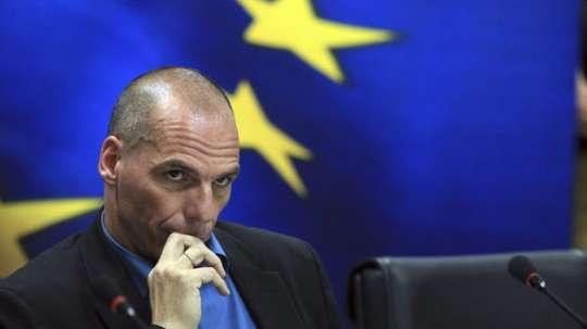 Portazo de Draghi a Varoufakis: el BCE no puede reestructurar la deuda griega