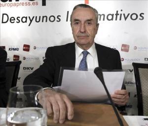 El presidente de la Comisión Nacional de los Mercados y la Competencia (CNMC), José María Marín Quemada.