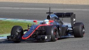 La flecha plateada luce con Alonso. DR