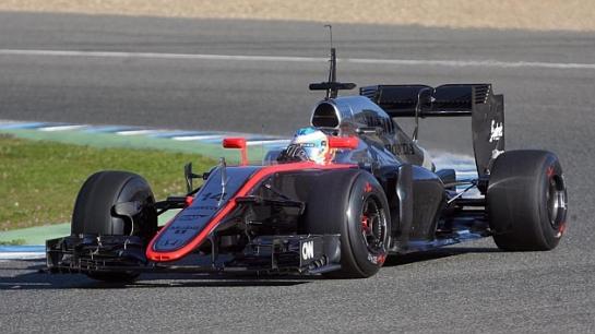 Fórmula 1: Ferrari vuela en Jerez