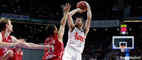 85-73: El Madrid vence al CAI y se planta en semifinales tras un gran tercer cuarto