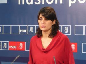 Maria González Veracruz.PSOE