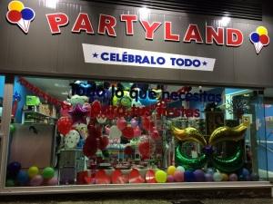 PartyLand abre su tercera tienda en Navarra