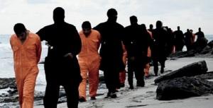 Secuestro egipcios por Estado Islámico