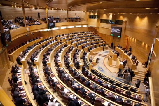 El Senado debatirá el martes un nuevo marco de autonomía y financiación local