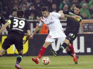 El Sevilla asalta Borussia-Park