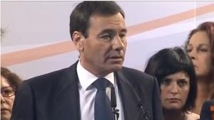 Gómez llevará a los tribunales su destitución del PSOE