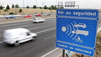Tráfico hará visibles para los conductores todos los radares y su ubicación se podrá consultar en dos meses