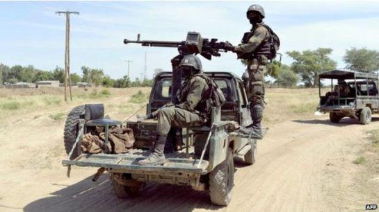 "Tropas de Chad matan ""200 militantes de Boko Haram"""