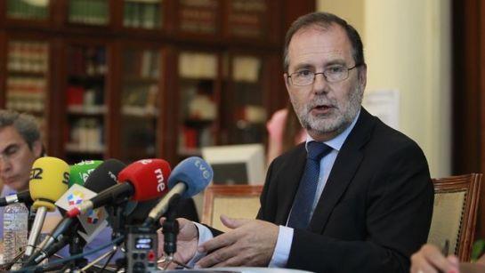 Francisco Vieria justifica los cobros 'extra' de los jueces por realizar funciones que no son de su cometido