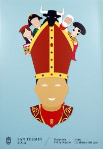 En marcha la nueva edición del concurso de carteles de San Fermín