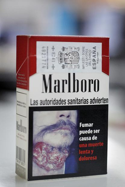 El tabaco mata a dos tercios de los fumadores